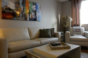 FURNISHED 1 BEDROOM APARTMENT available MAY 1rst