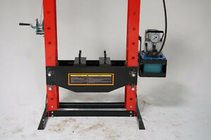 50 Ton Shop Press with Hydraulic Pack London Ontario image 5