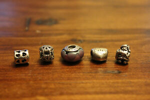 Pandora and Fossil Jewellery for Sale