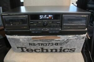 TECHNICS RS-TR373 DUAL TAPE DECK Belleville Belleville Area image 1