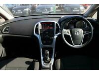 2014 Vauxhall Astra 1.6i 16V Tech Line GT 5dr Hatchback Petrol Manual