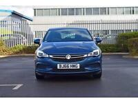 2016 VAUXHALL ASTRA Vauxhall New Astra 1.4T [150] Design 5dr Auto