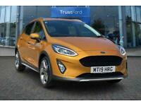 2019 Ford Fiesta ACTIVE X With Rear View Camera + Heated Seats Manual Hatchback