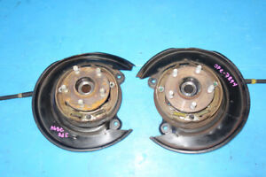 JDM Subaru Legacy Outback Spindles Hubs Knuckles Front Rear 05+