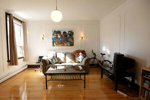 Renovated 3-bedroom apt. on Monkland
