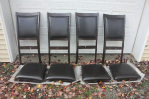 4 New Chairs