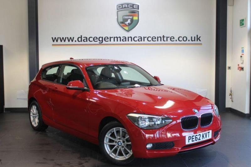 2012 K BMW 1 SERIES 1.6 114I SE 3DR