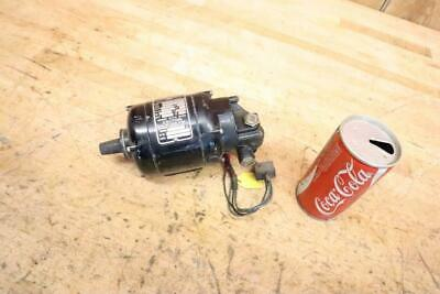 Good Used Vintage Bodine Speed Reducer Electric Motor 1050 To 1 Rpm 1.1