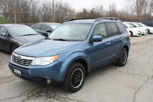 2009 Subaru Forester X Premium | Safetied | Heated Seats | Panor