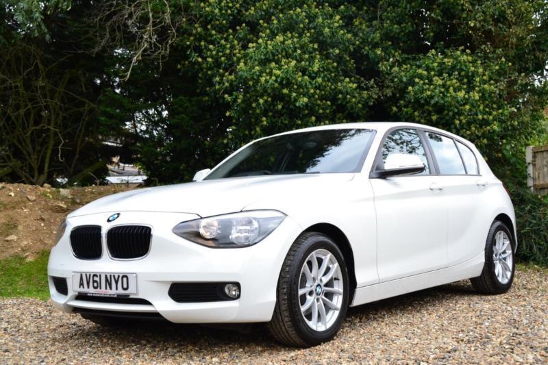 2011 BMW 1 SERIES 116I SE HATCHBACK PETROL