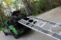 SLED DECK- Expandable Sides
