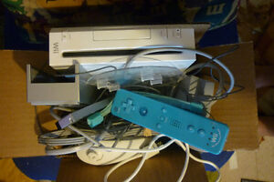 Wii System With Remote