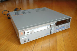 Sony CD Audio Player - Early 1980s - CDP-200