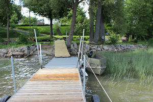 Floating Dock 3 pieces