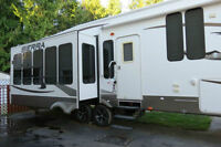 2009 Forest River Sierra Travel Trailer