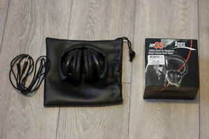 Apex Semi Closed Folding Headphones HP35