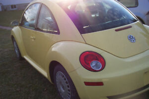 2006 Volkswagen Beetle tdi Coupe (2 door)