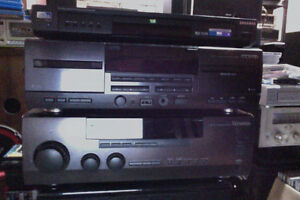 Kenwood receiver and surround