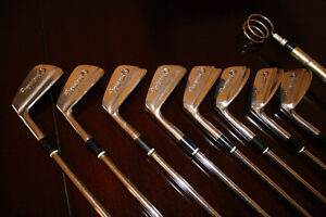Set of Spalding Professional Ladies Left-Hand Golf Clubs