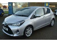 2017 Toyota Yaris 1.5 5dr Excel Hybrid VVT-I Auto Hatchback Hybrid Automatic