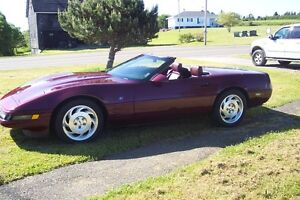 1993 40th Anniversary Corvette West Island Greater Montréal image 3