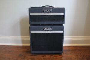 Fender Bassbreaker 15 Head with Matching 1 x 12 Cabinet