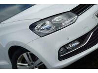 2017 Volkswagen Polo 1.2 TSI Match Edition 5dr Hatchback Hatchback Petrol Manual
