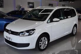 2014 Volkswagen Touran 1.6 TDI BlueMotion Tech SE DSG 5dr
