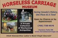 The Horseless Carriage Museum