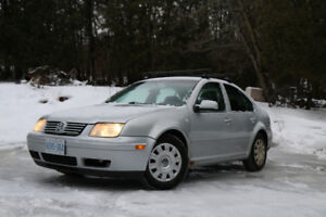 Volkswagen Jetta, Diesel, Manual, Runs like a dream