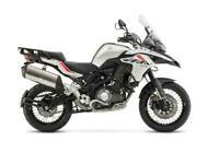 BENELLI TRK 502 X 500cc adventure touring motorcycle