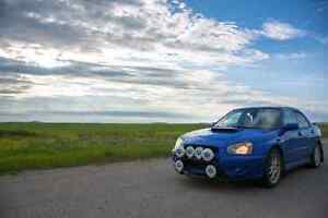 Want to sell a great winter beast Subaru wrx