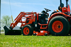 NEW - Kioti CK2510 hst Compact Tractor