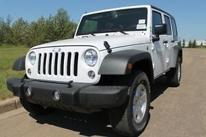 2016 JEEP WRANGLER SPORT & READY TO HIT THE TRAILS !! 16W47248