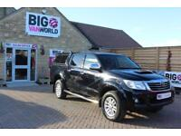 2015 TOYOTA HI-LUX INVINCIBLE 4X4 D-4D 169 DOUBLE CAB WITH TRUCKMAN TOP PICK UP