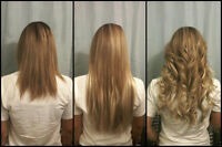 Black Friday week sale Hair extensions; tape in, fusion and micr