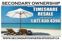 Resell Timeshare