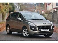 2013 PEUGEOT 3008 CROSSOVER 1.6 HDi 115 FAP Active