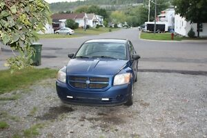 2009 Dodge Caliber 2000$ un peu nego