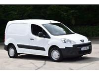 1.6 HDI S L1 850 5D 90 BHP SWB LOW ROOF DIESEL MANUAL VAN 2012