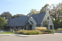 Beautiful Brantford Church - Weddings