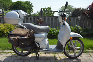 PRICE REDUDCED:  Great little scooter