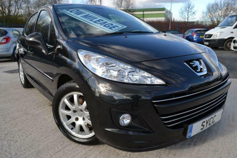 2009 peugeot 207 1 4 vti sport 95 5dr 5 door hatchback. Black Bedroom Furniture Sets. Home Design Ideas