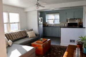 Welcome home! Beautiful 1 bedroom flat available Feb. 1st