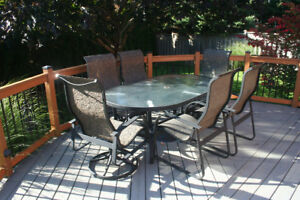 Patio/Deck High Quality Dining Furniture plus much more