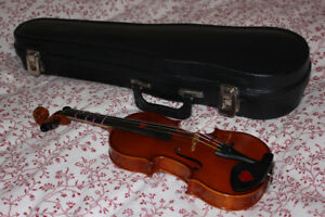 Violin: 1/8th size