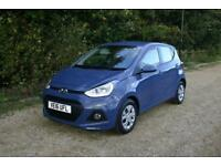 Only done 3860 Miles AUTOMATIC HYUNDAI I10 CATS SE with FULL SERVICE HISTORY