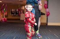 Superhero and Princess Tea Party - Children's Wish