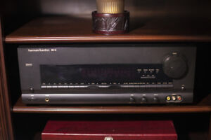 Amplifier / receiver 275w stereo or home theater 5.1