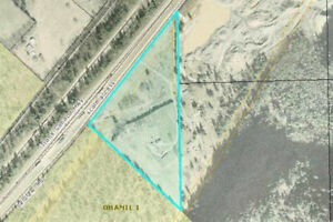 Rare opportunity! Own your own private acreage!